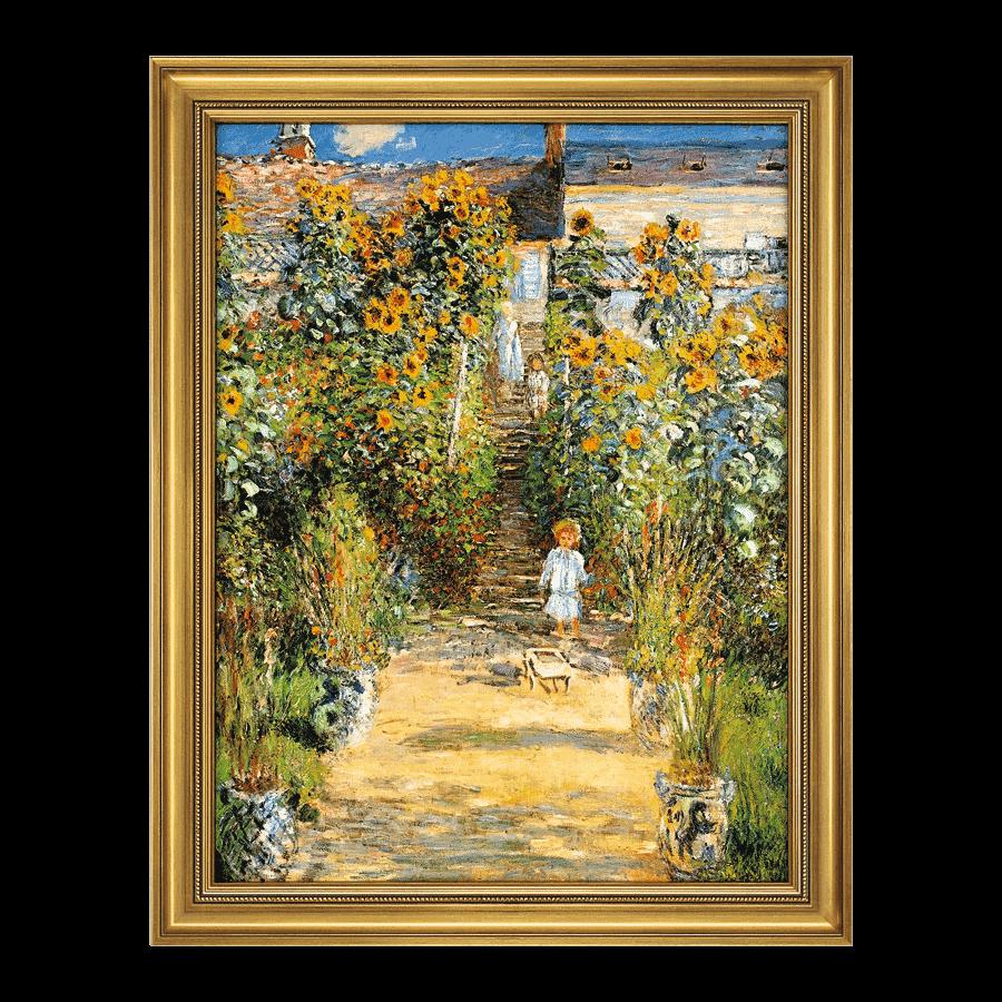 """""""Le Jardin de Monet à Vétheuil"""""""