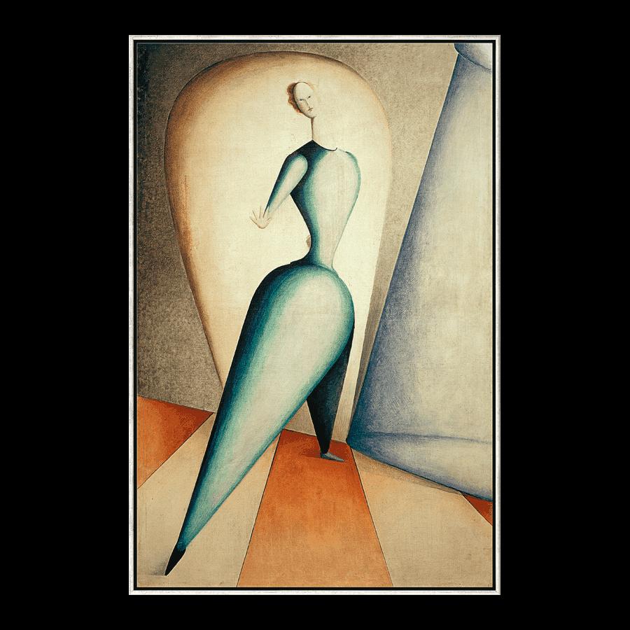 """""""Die Tänzerin"""" (1922)"""
