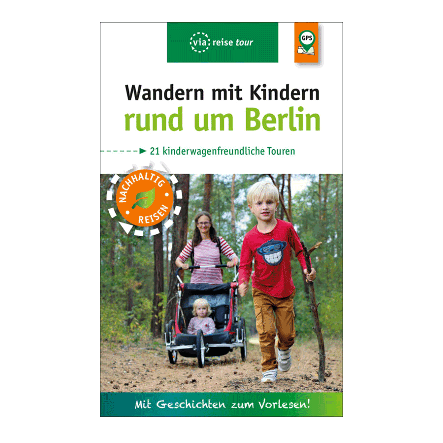Wandern mit Kindern rund um Berlin