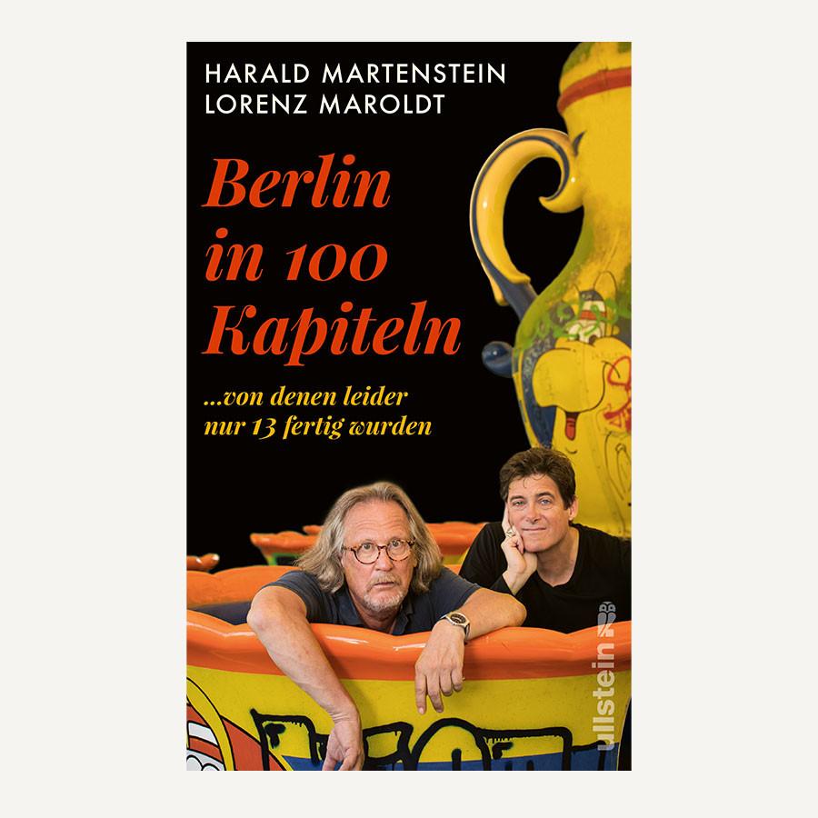 Berlin in 100 Kapiteln, von denen leider nur dreizehn fertig wurden