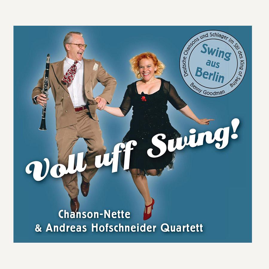 """CD """"Voll uff Swing"""""""
