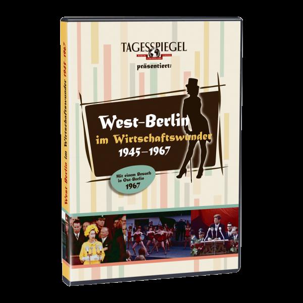 """DVD """"West-Berlin im Wirtschaftswunder"""""""