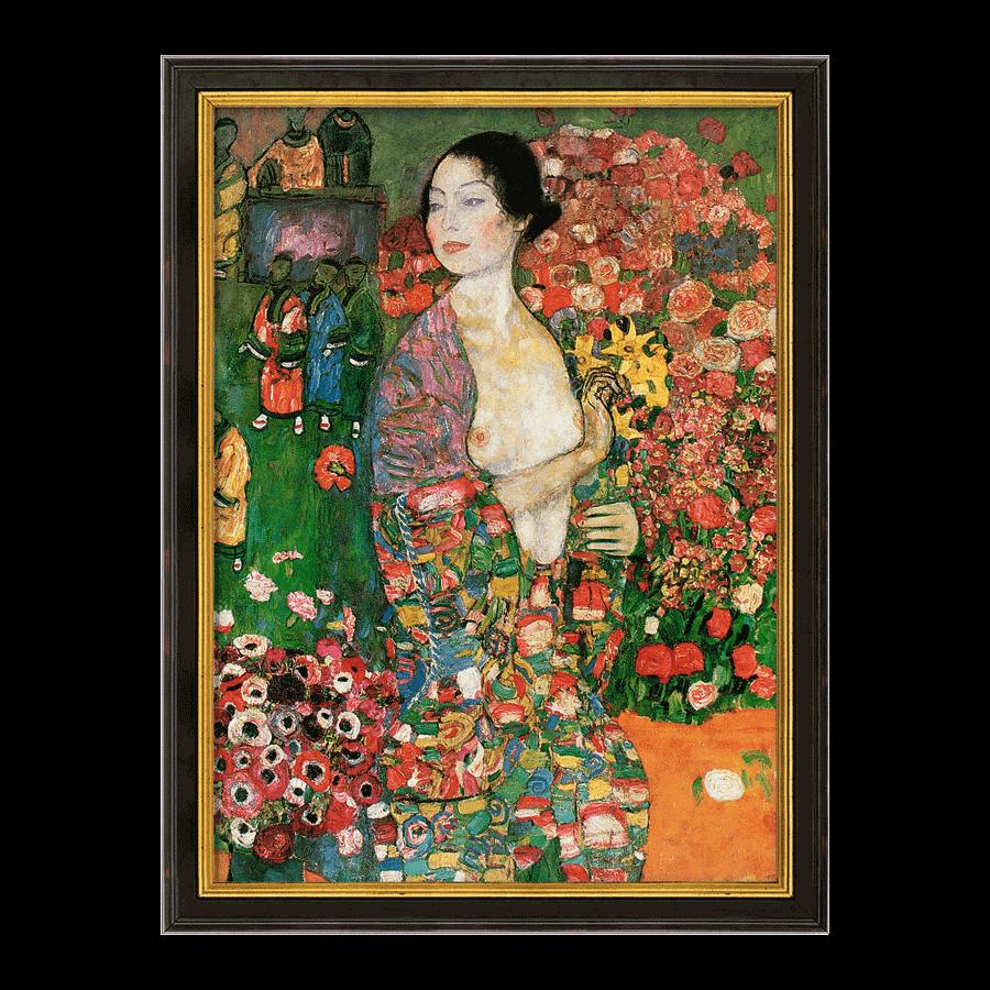 """""""Die Tänzerin"""" (1916-18)"""