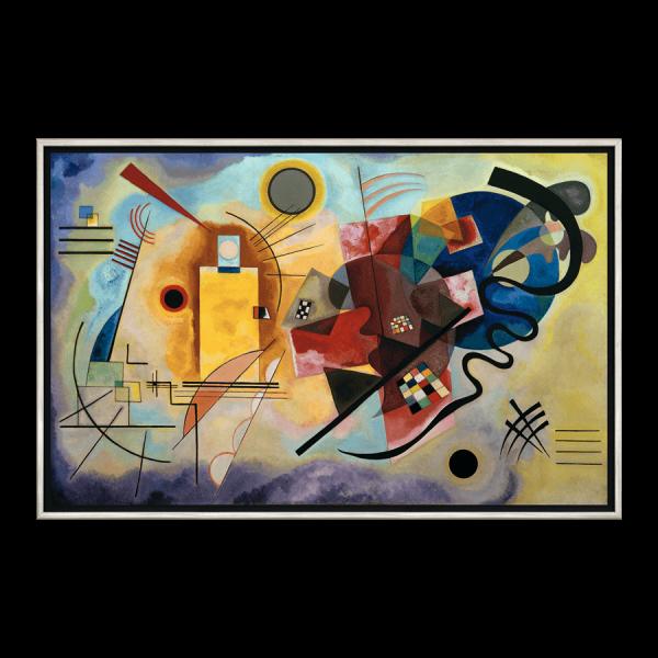 """""""Gelb - Rot - Blau"""" (1925)"""