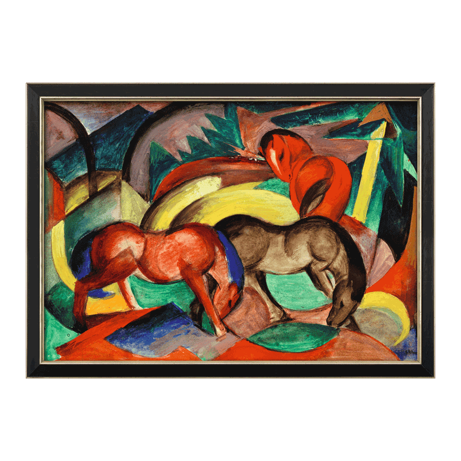 """""""Drei Pferde"""" (1912)"""