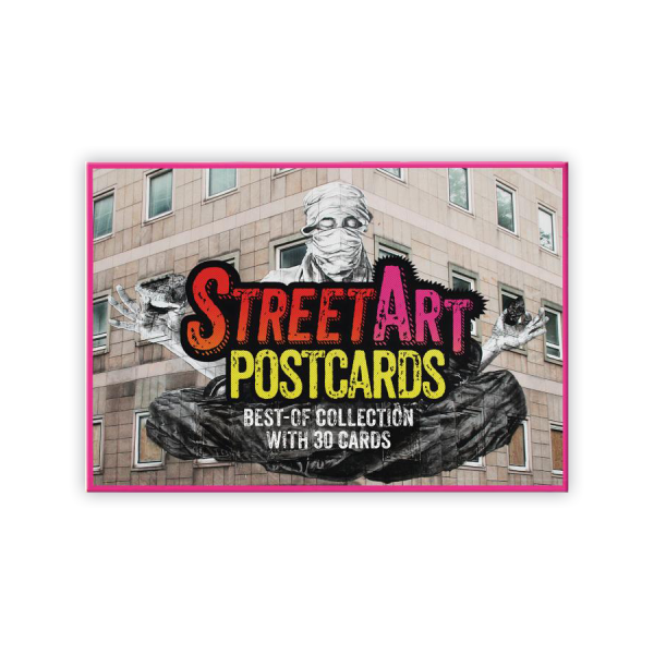 Streetart Postcards