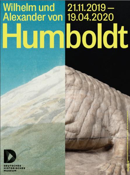 """Führung durch die Ausstellung """"Wilhelm und Alexander von Humboldt"""""""